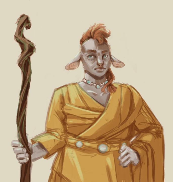 Imrodel, Eclipse's druid mentor